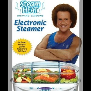 Other - Electronic steamer by Richard Simmons
